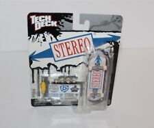 Tech Deck Stereo Finger Board Brand New 2010