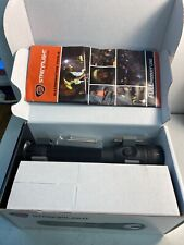 Streamlight Flashlight Polystinger Ds Black Ac/Dc Charge Mint Condition