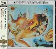 ALCHEMY DIRE STRAITS LIVE 2016 RMST SHM 2CD - BRAND NEW/SEALED - OUT OF PRINT!