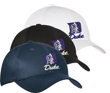 Duke Blue Devils Hats Cap adjustable closure