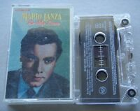 Mario Lanza - Be My Love Tape Cassette
