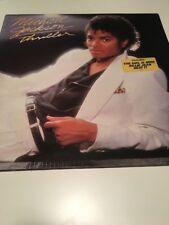 Michael Jackson Thriller 1982 Europe Release EPC 85930