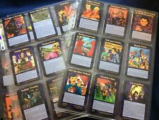 Illuminati Cards ALL 50 Commons Assassins INWO Game Expansion 1995 Trump Card