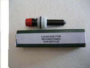 Triumph Tr5, Tr6, 2500 PI injector