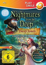 NIGHTMARES FROM THE DEEP * DAVY JONES * WIMMELBILD-SPIEL  PC DVD-ROM