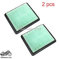 2 pcs Air Filters For Honda OEM 17211-ZL8-023 GC135 GCV135 GC160 GCV160 GC190