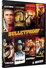 Bulletproof: Tough Guys of Action [New DVD] 2 Pack