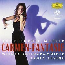 Anne-Sophie Mutter - Carmen Fantasie (Hybrid) [New SACD] Hybrid SACD
