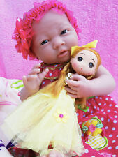 Preemie Berenguer Newborn Doll + Extras Accessories Life like Alive Pacifier