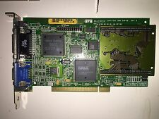Matrox PCI Video Card (Lot Of 5) HP 5064-0285