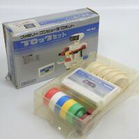 Famicom Robot BLOCK Set HVC-BLS Nintendo 1520 fc