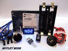 Diy,Box Mod Kit*Hammond 1590B,FDV 510 Connector,Mosfet,Motley Mods*Free Shipping