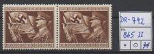 Deutsches Reich,  3. Reich Michel Nr. 865 II ABART** postfrisch.