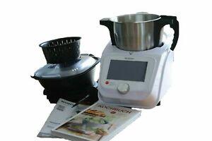 SILVERCREST Monsieur Cuisine Connect SKMC 1200 Küchenmaschine