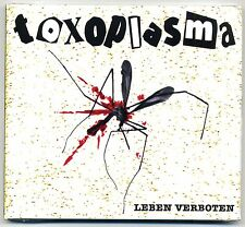 Toxoplasma - Leben Verboten CD +BONUS & VIDEO Slime Targets Canal Terror Boskops