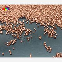 New 100000 pcs Glass Coffee bronze Micro Beads small No Hole 0.6-0.8mm Nail Art