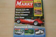 1) Oldtimer Markt 02/2006 - Monteverdi Hai 450 SS mi - Honda CB 250 disc mit 30