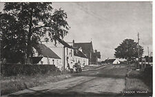 Village Scene Shop & Telephone Box, CORSOCK, Kirkcudbrightshire