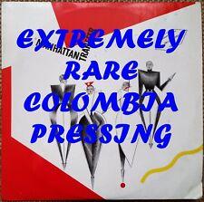 Las extensiones de transferencia de Manhattan, 33 Rpm Lp De Vinilo Disco Raro Importado Colombia