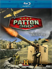 PATTON 360: COMPLETE SEASON 1 (2PC) - BLU RAY - Region A - Sealed
