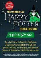 The Unofficial Harry Potter Joke Book 4-Book Box Set Includes G... #20514