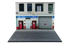 Diorama Garage Ford - 1/18ème - #18-2-F-F-013