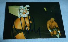 Hardcore Bob Holly Signed 2000 Comic Images No Mercy Wwe Card #4 Wwf Autograph