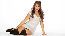 Layla WWE Divas White Dress Photo