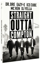 Straight Outta Compton [New DVD] Slipsleeve Packaging, Snap Case