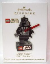 Hallmark 2011 Star Wars LEGO Darth Vader Ornament