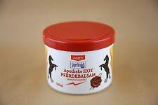 JutaVit Apotheke HOT Pferdebalsam Horse Balm Warming Refreshing with chili 500ml