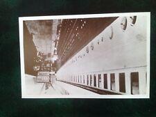 Postcard RMS Titanic 90th Anniversary 1912-2002 Rembrandt no4 Southampton Docks