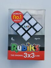 NEW Rubiks Cube Original 3x3 By Ideal - 'Faster Action Tough Tiles' *SEALED BOX*