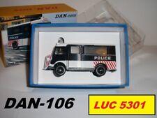 Citroën Type H Police Secours Autoroute #dan-106 par Dan Toys
