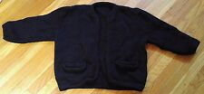 Black Bolero Sweater No tags knit