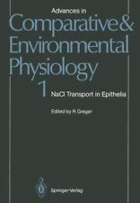 NaCl Transport in Epithelia (Advances in Comparative and Environmental-ExLibrary