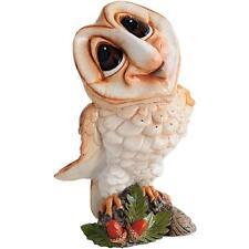 Arora Little Paws Owlbert Barn Owl Cute Figurine Ornament Animal Lovers Gifts
