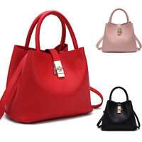 Fashion Womens Handbag Leather Shoulder Messenger Tote Ladies Bag Satchel Purse