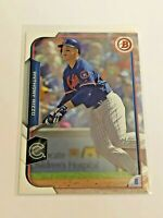 2015 Bowman Baseball Base Card #5 - Anthony Rizzo - Chicago Cubs