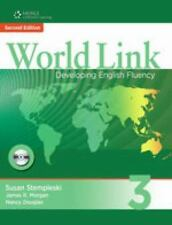 NEW - World Link 3: Student Book (without CD-ROM)