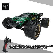 Original GPTOYS Luctan S912 Monster Truck 1/12 RWD High Speed Off-Road RC Car US