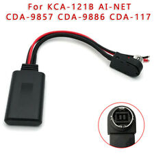 For Alpine IDA-X303/IDA-X305 IDA-X311 IDA-X313 Bluetooth Aux Adaptador Cables