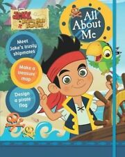 Disney Jake and the Never Land Pirates All About Me (Disney Jake All About Me),