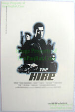 The Hire: 5 Short Films ☆ Clive Owen ☆ BMW ☆ Great Original Photo Print Ad!