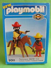 Original Playmobil New Mexican Bandits  2011 Lyra 1978 MISB OVP