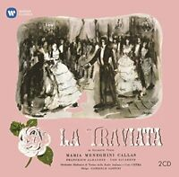 Maria Callas - Verdi: La traviata (1953) - Maria Callas Remastered [CD]