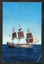 Posted 1962: Replica of HMS Bounty: Built for M.G.M. Studios Film