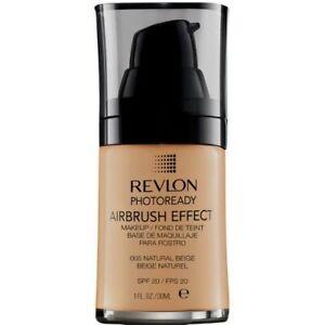 Revlon Photoready Airbrush Effect Foundation *Natural Beige 005*