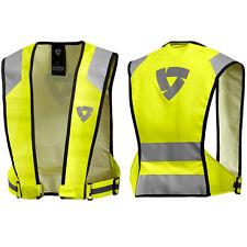 Giacche gialli marca Rev ' it per motociclista