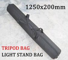 1250 x 200mm Camera Video Tripod Bag Light Stand Case For Gitzo Velbon Manfrotto